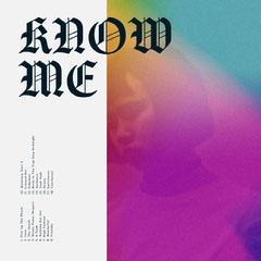Know Me Rainbow Gradient Album Art Rainbow