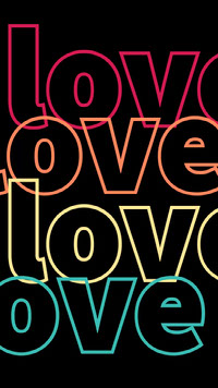 Animated Rainbow Love Instagram Social Post Top Templates of 2019
