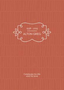 Alton Greg Programa funerario