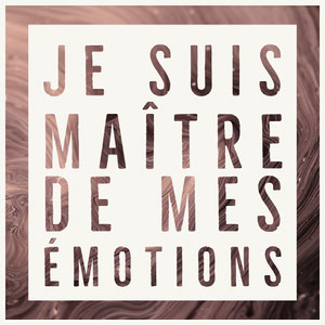 Pink Marble Emotions Mantra Instagram Square Police gratuite