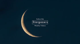 Black Moon Stargazers Youtube Channel Art YouTube-banneri
