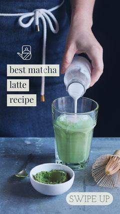 SWIPE UP Recipes