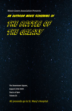 The Battle of the Galaxy Night