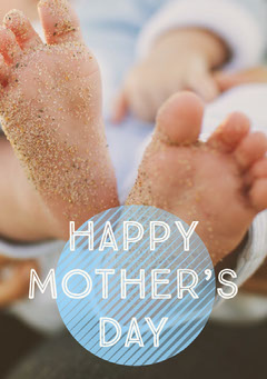 Happy <BR>Mother's <BR>Day Holiday