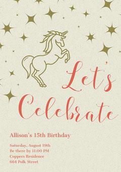 Celebrate  Celebration