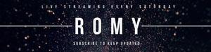 romy twitch banner Banner
