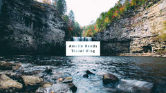 Amelle Reeds<BR>Travel Vlog Water