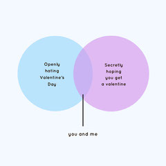 you and me Valentine's Day