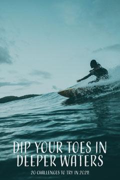 Ocean Surfer Dip Toes Pinterest Ocean