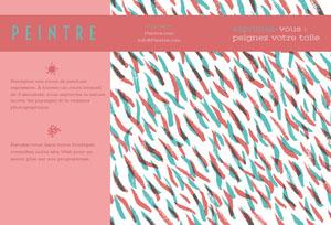 PEINTRE Brochure