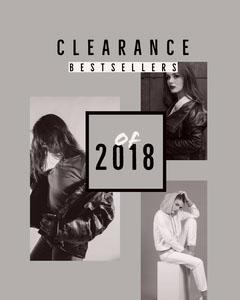 2018 Clothing