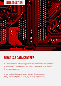 Red Data Centre Whitepaper Inner Page A4 White Paper