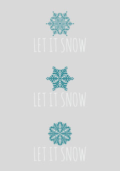 LET IT SNOW<BR>LET IT SNOW<BR>LET IT SNOW Christmas