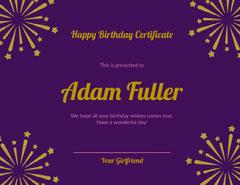 Adam Fuller  Fireworks