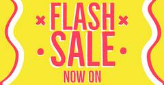 Flash Sale Yellow