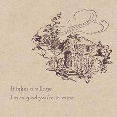 Violet Mother's Day Card instagram posts