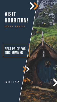 Visit Hobbiton!  Travel