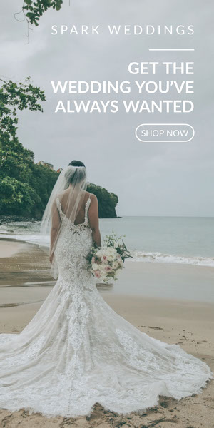GET THE <BR>WEDDING YOU'VE ALWAYS WANTED Advertisement Flyer