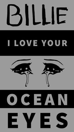 Grey and Black Inspiration Social Post Ocean