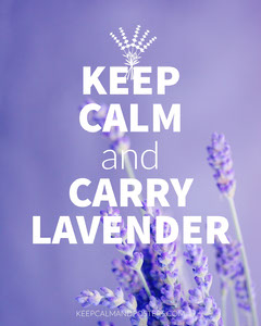 Purple Keep Calm and Carry Lavender Instagram Portrait Meme Keep Calm
