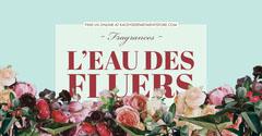L'eau Des Fluers Flowers