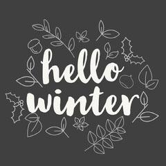 Winter Quotes Hello igsquare Hello