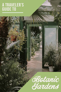 Green Botanic Gardens Guide Pinterest  Nature