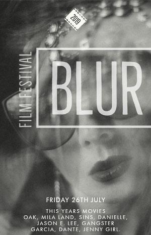 BLUR Movie Poster