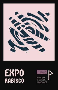 Expo Rabisco Pôster