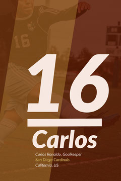 Brown Soccer Player Pinterest Graphic Soccer
