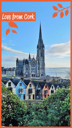 Red Rust Border Leaves Love From Cork Instagram Story  Church