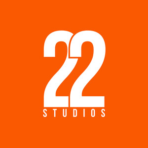 orange studio numbers logo Logo de Números