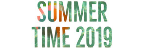 SUMMER<BR>TIME 2019 Pool Party Invitation