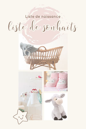 liste de souhaits Épingle Pinterest