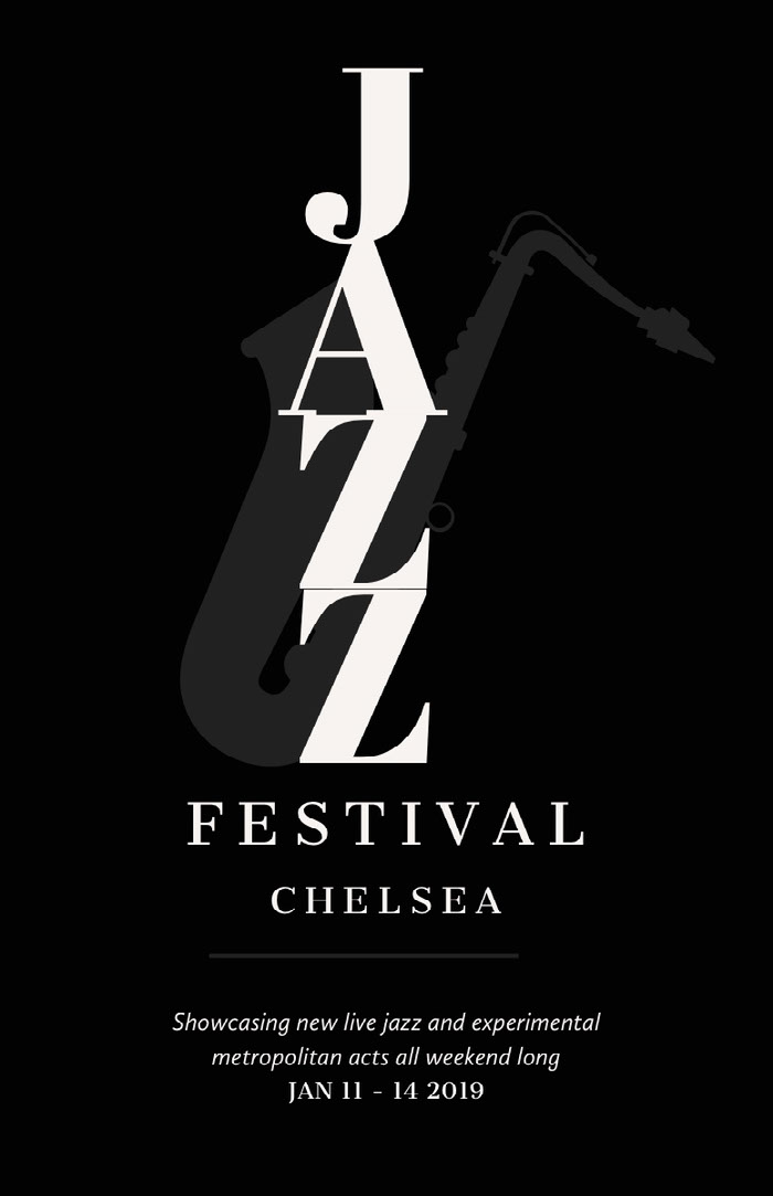Jazz Festival Concert Poster Promo Idee per Poster