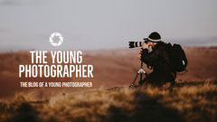 Tan Fields Young Photographer Blog Banner Photography