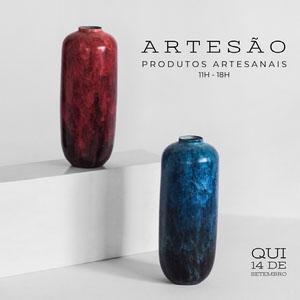artisan craft sale instagram Tamanho de imagem do Facebook