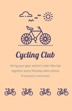 Cycling Club After School