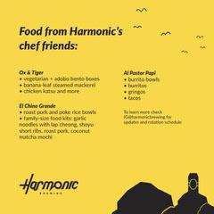 harmonic brewing instagram  Chef