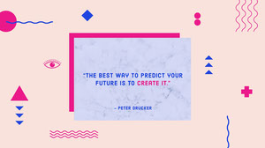 Pink and Blue Quote Wallpaper Quote Wallpaper
