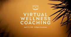 virtual coaching instagram landscape  Wellness