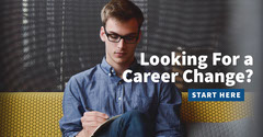 Looking For a Career Change? Career Poster
