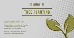 TREE PLANTING Trees
