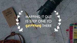 blog Poster motivazionale