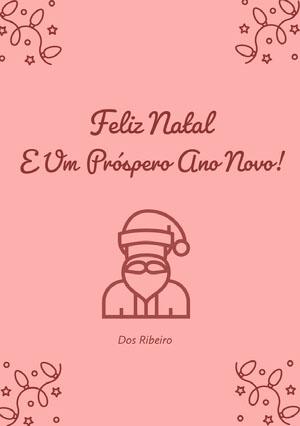E Um Próspero Ano Novo! Weihnachtsgrüße