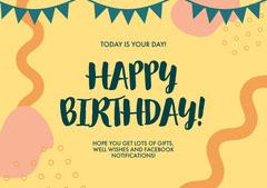 HAPPY BIRTHDAY! Birthday