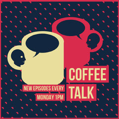 COFFEE<BR>TALK Podcast