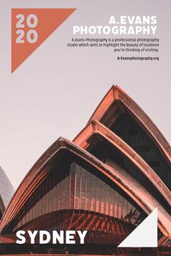 Sydney Opera House Photography Postcard Photography