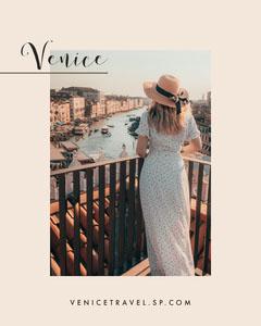 Bright Venice Travel Igportrait  Italy