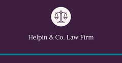 Helpin & Co. Law Firm Purple